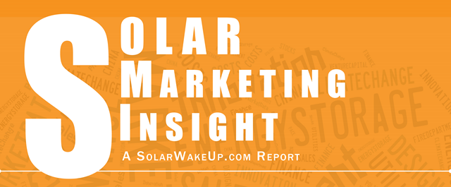 Solar Marketing Insight Header