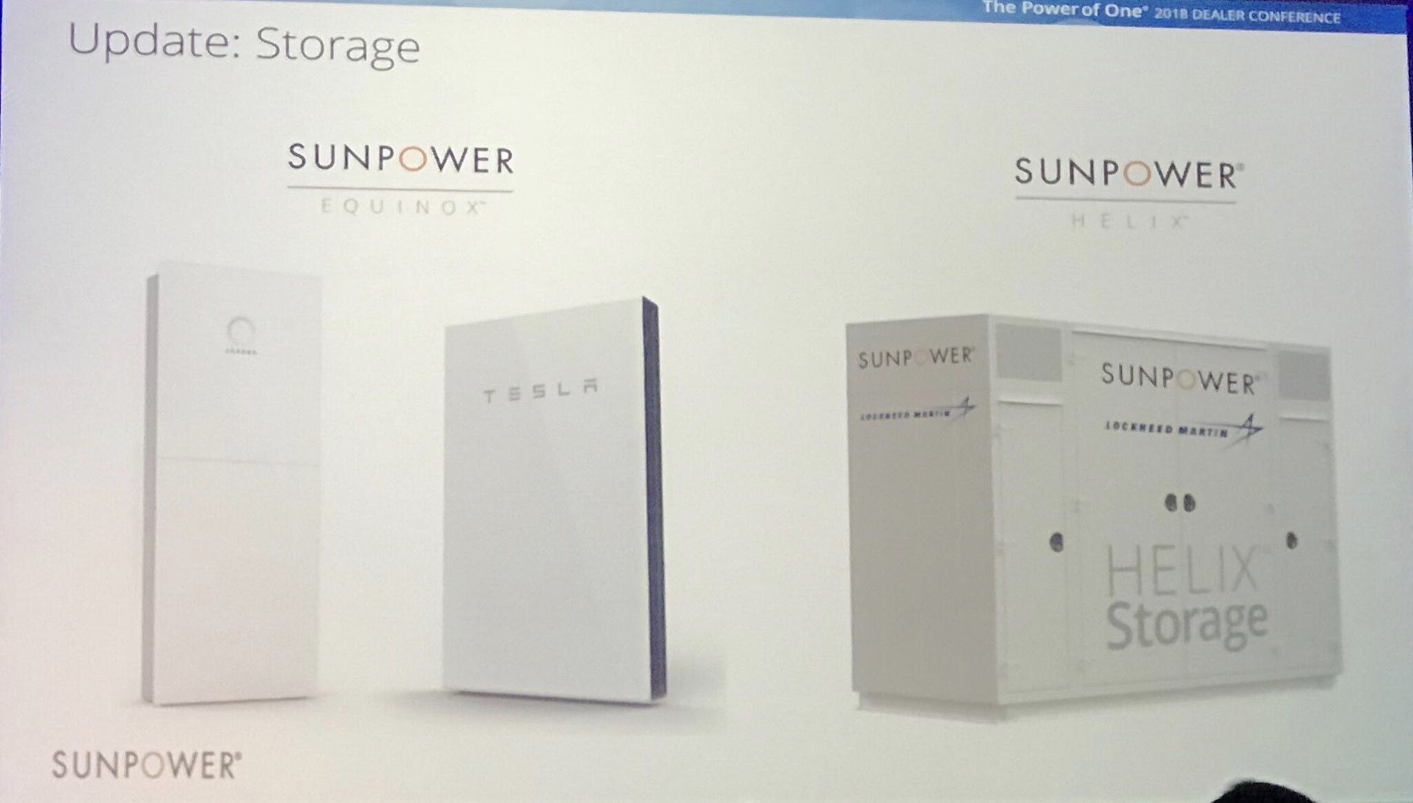 Breaking: SunPower Adds Tesla, sonnen to Equinox Home Solar Systems ...